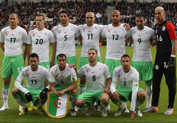 Algeria 4-1 Gambia: Fennecs crush Scorpions and advance in 2013 Afcon qualifying